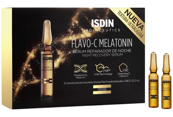 Isdin Flavo C melatonina