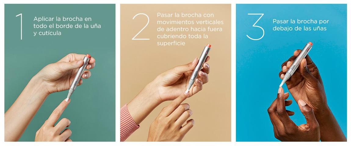 Como aplicar fortalecedor de uñas