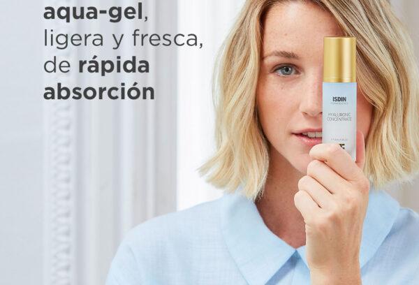 Textura ideal Aqua Gel